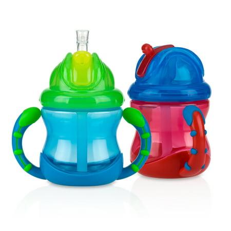 Nuby Flip N Sip Straw Sippy Cup - 2 pack](Sip Halloween 1)