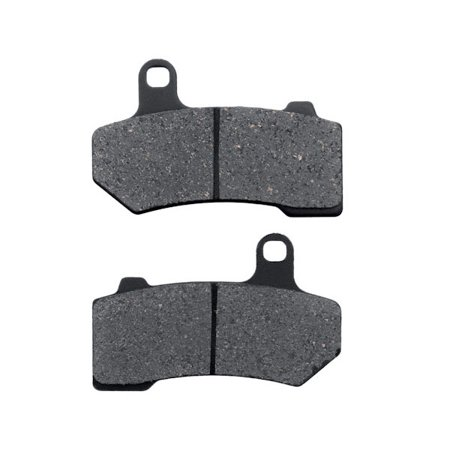 KMG 2008-2011 Harley FLHRC Road King Classic Rear Non-Metallic Organic NAO Disc Brake Pads Set
