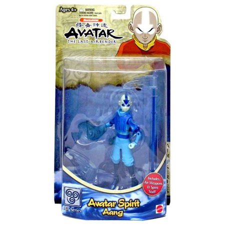 Avatar the Last Airbender Aang Action Figure [Avatar Spirit]](The Last Airbender Toy)