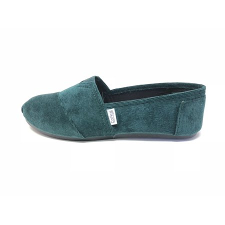 Corkys corky 39 s women sue corduroy green size 7 for Corky s garden center