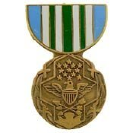 United States Armed Forces Mini Award Medal Pin - Joint Service Commendation Medal (Armed Forces Service Medal)