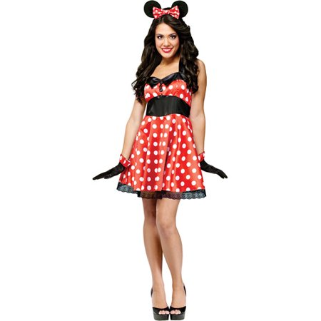 Miss Mouse Adult Halloween Costume - Mickey Mouse Halloween Costume 12 Months