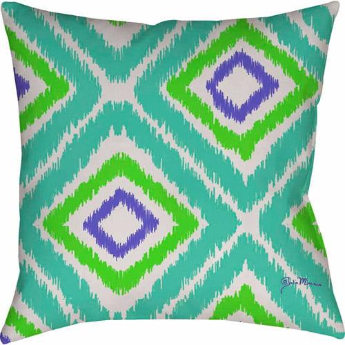 Thumbprintz Expressions Ikat Pillow