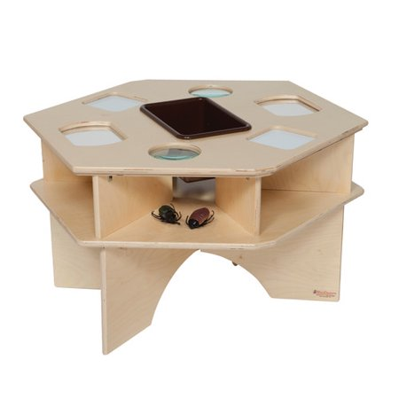 Wood Designs Deluxe Activity Science Table