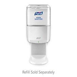 ES8 Touch Free Hand Sanitizer Dispenser, Plastic, 1200 mL, White (Halloween Hand Sanitizer Holder)