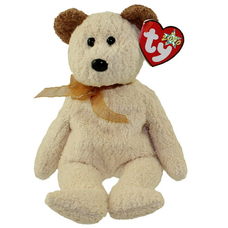 TY Beanie Baby - HUGGY the Bear (8 (Baby White Bear)