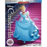 Cinderella Signature Collection (Blu-ray + DVD + Digital)