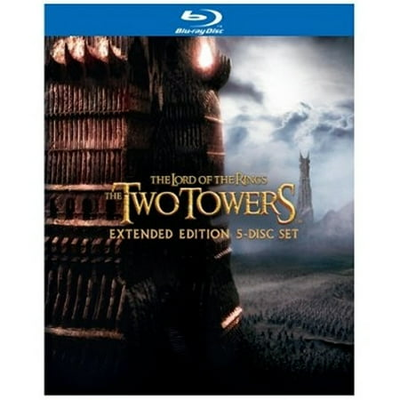 The Lord of the Rings: The Two Towers (Extended Edition 5-Disc Set)