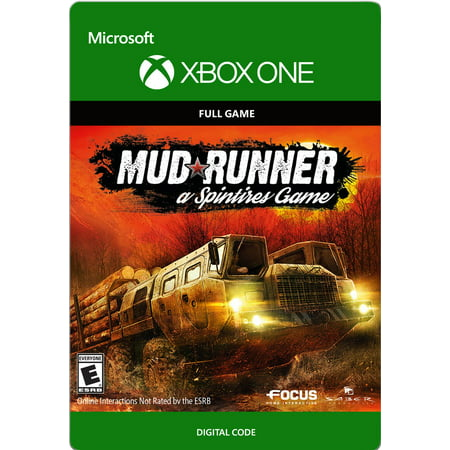 spintires mudrunner xbox one email delivery. Black Bedroom Furniture Sets. Home Design Ideas