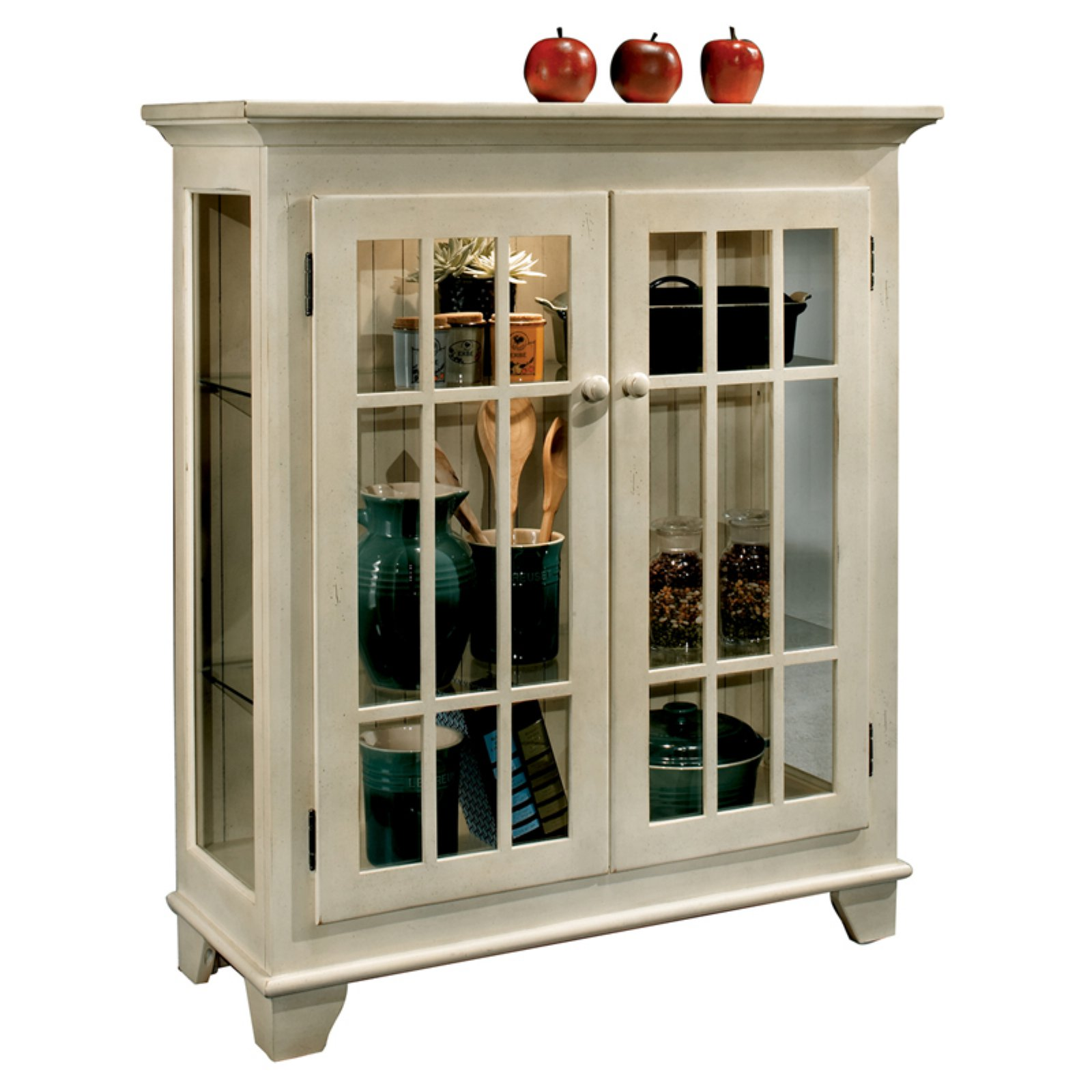 Philip Reinisch Company Color Time Barlow Display Curio Cabinet
