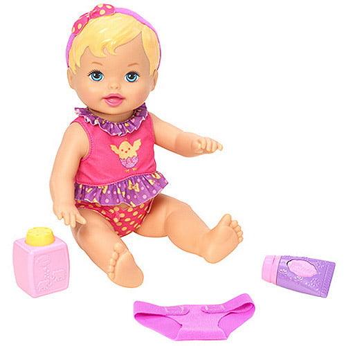 Mattel Little Mommy Everyday Moments Diaper Change Doll