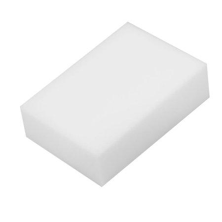 White Rectangle Shaped Nano Multipurpose Car Body Washing Cleaning Sponge