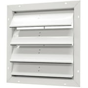 Ll Building Products SGM20 Automatic Gable Louver