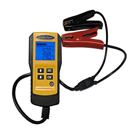 Battery Saver 12 Volt Digital CCA, Internal Resistance And Voltage Tester