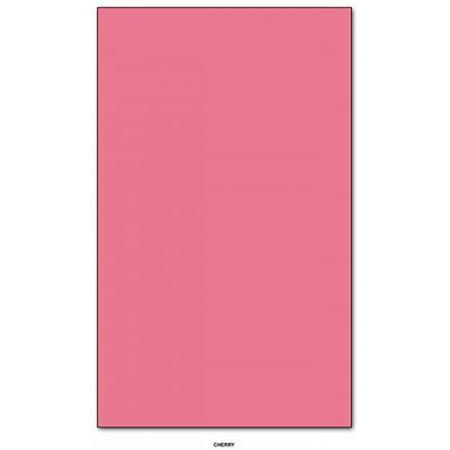 Cherry Scrapbooking Paper - Cherry - Pastel Color Paper 20lb. Size 8.5 X 14 Legal / Menu Size - 500 Per Pack