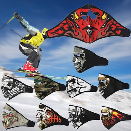 - Obstce Fashion Outdoor Military Motorcycle Ski Snow Cycling Sports Protection Full Face Mask