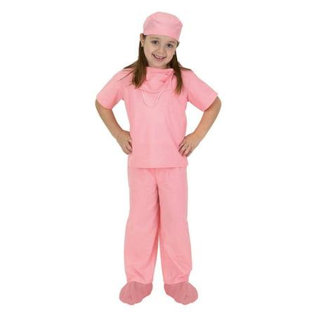 Image of Aeromax Jr. Dr. Pink Scrubs