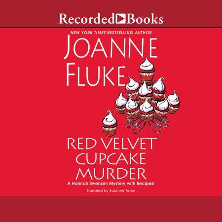 Red Velvet Cupcake Murder - Audiobook