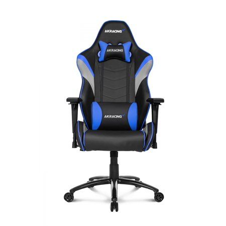 Terrific Akracing Lx Gaming Chair Blue Walmart Com Squirreltailoven Fun Painted Chair Ideas Images Squirreltailovenorg