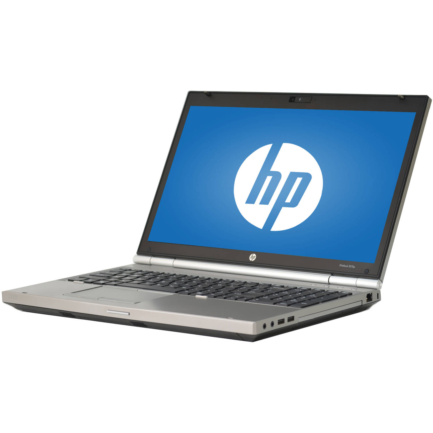 "Refurbished HP 15.6"" EliteBook 8570P Laptop PC with Intel Core i7-3720QM Processor, 16GB Memory, 256GB Solid State Drive and Windows 7 Professional"