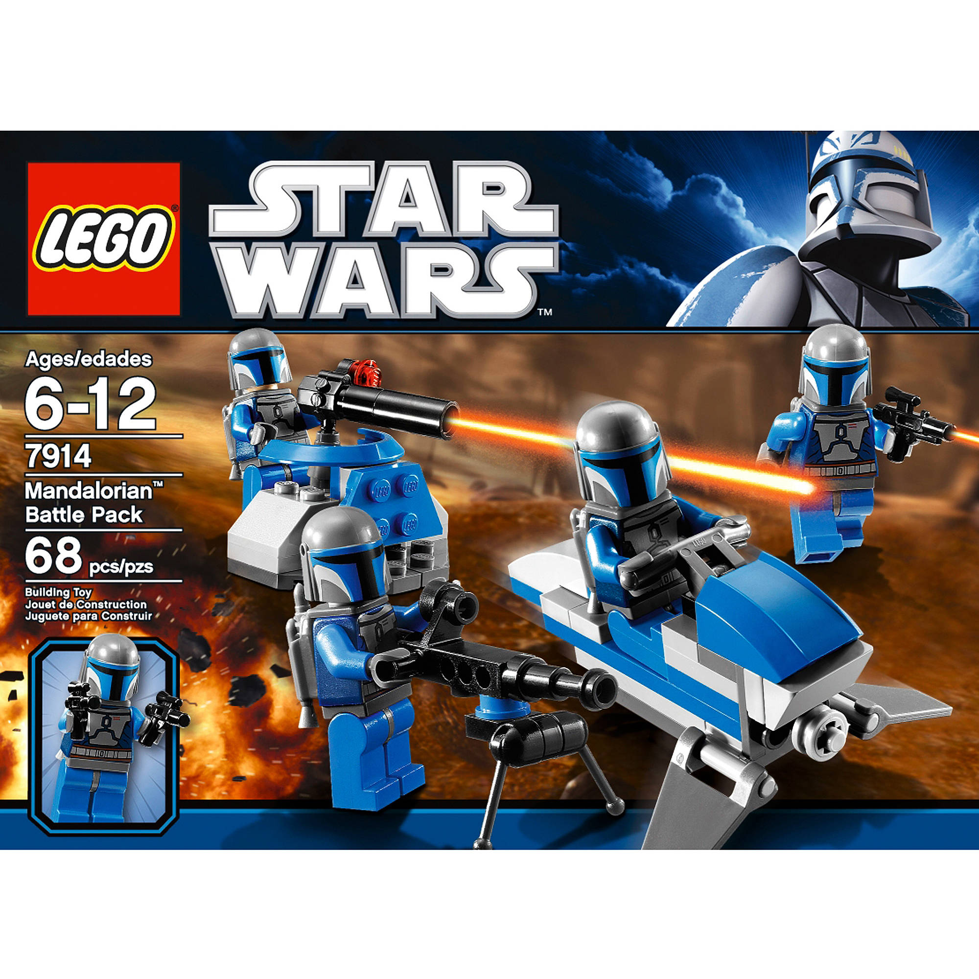 LEGO Star Wars, Mandalorian Battle Pack