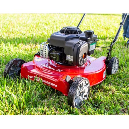 Hyper Tough 20 Quot Side Discharge Push Mower With Briggs And