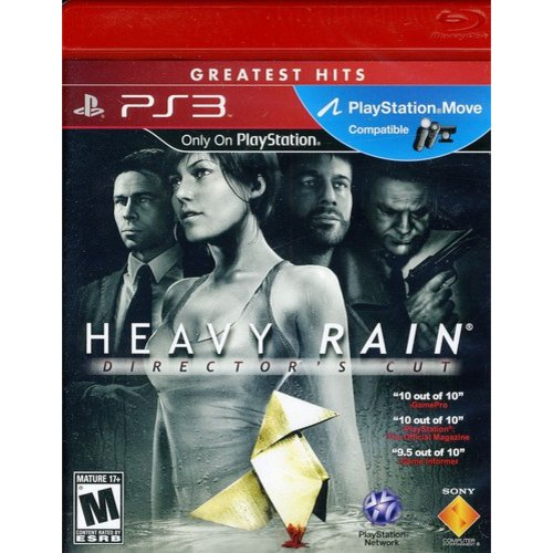 Heavy Rain: Director's Cut (PS3)