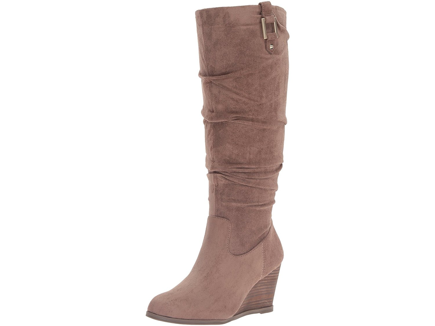 Womens Dr. Scholls Poe Wedge Slouch