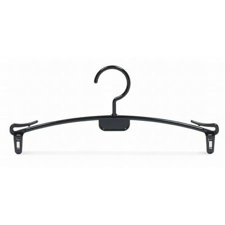 Black Plastic Lingerie / Swimwear Hanger