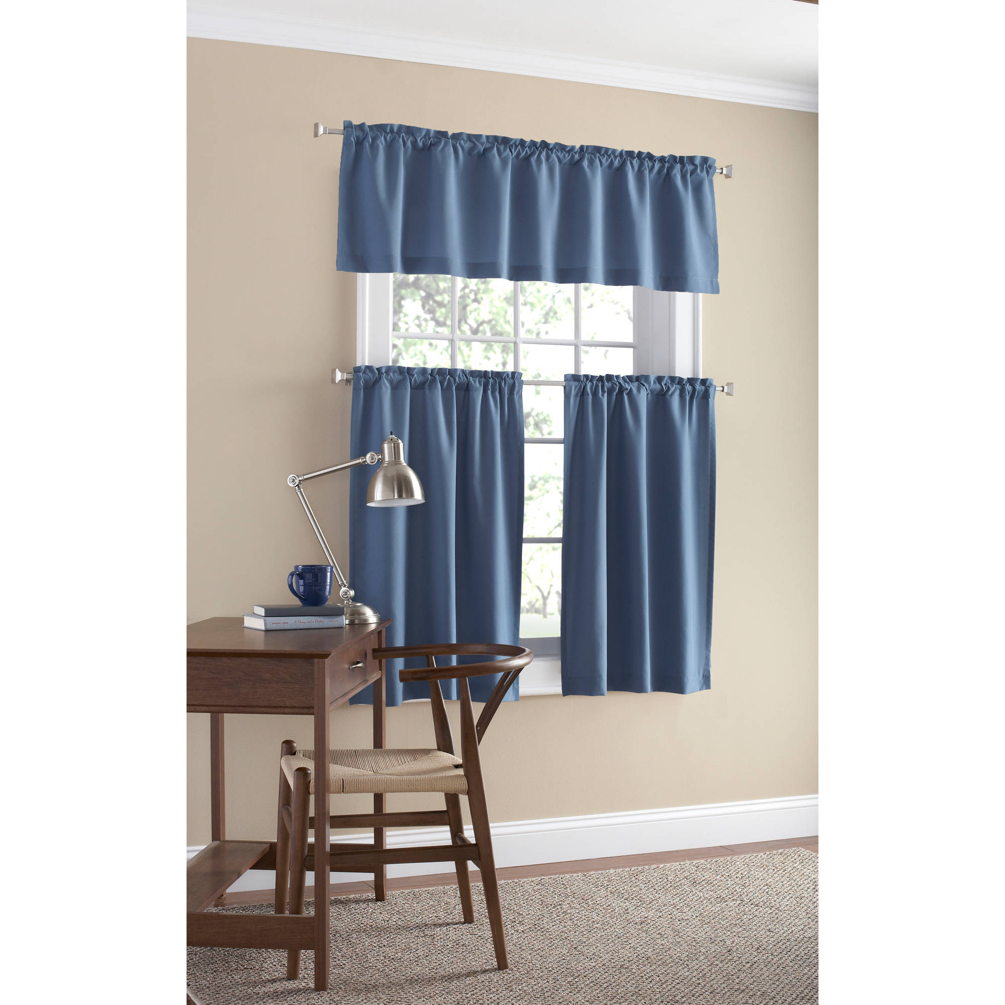 curtains treatment video royale window x blue p play valance waterfall provincial