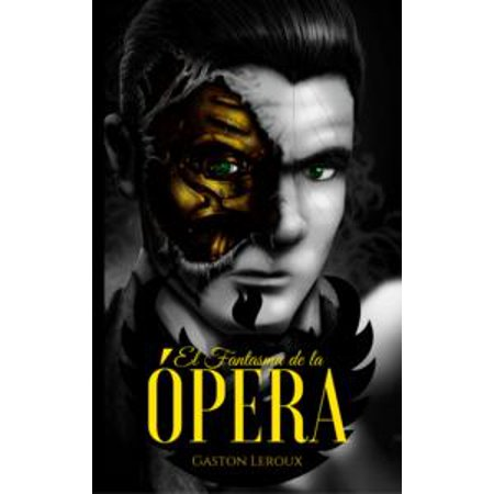 El Fantasma de la Ópera - eBook - Disfraces Para Halloween De Fantasmas