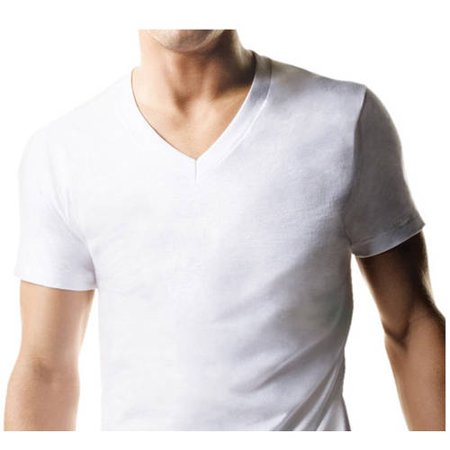 Hanes Big And Tall Mens 3 Pack V Neck