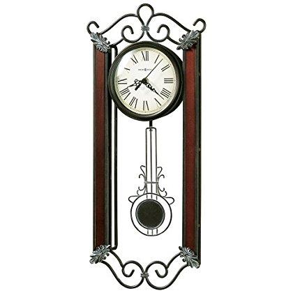 Howard Miller 625-326 Carmen Wall Clock by