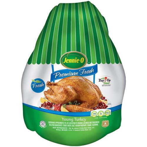 Jennie-O Fresh Young Turkey, 16.0-20.0 lb