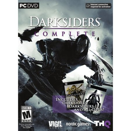 Darksiders Complete - Includes Darksiders & Darksiders