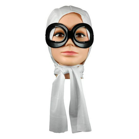 Historical Set - Amelia Earhart Halloween Costume Accessory