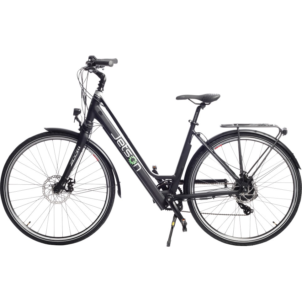 Jetson Journey Electric Bike Black Silver Walmart Com Walmart Com