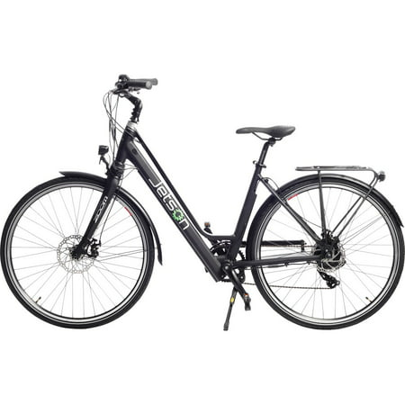 Jetson Journey Electric Bike, Black / Silver