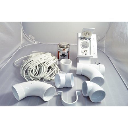 Beam Central Vacuum Installation - Central Vacuum Cleaner 5-Inlet Installation Kit 06-0696-06
