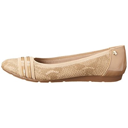 14dfb3980e3 Anne Klein - Anne Klein Sport Women s Atworth Ballet Flat - Walmart.com