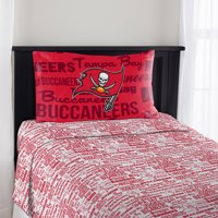 "NFL Tampa Bay Buccaneers ""Anthem"" Sheet Set"