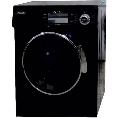 Pinnacle18-4000B Washer-Dryer Combo, Black