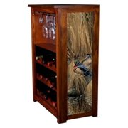 """Sitting Pretty"" Wine Cabinet"