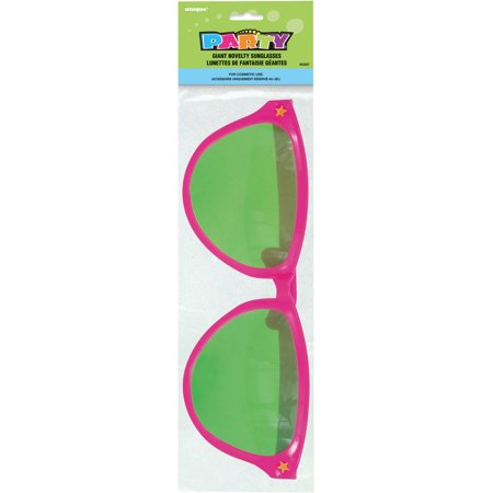 Giant Hot Pink Novelty (Where Can I Buy Gatorz Sunglasses)