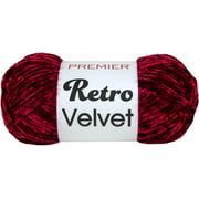Premier Yarns Retro Velvet-Ruby