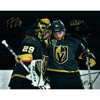 a313c103a8f Product Image Marc-Andre Fleury   William Karlsson Vegas Golden Knights  Autographed 16