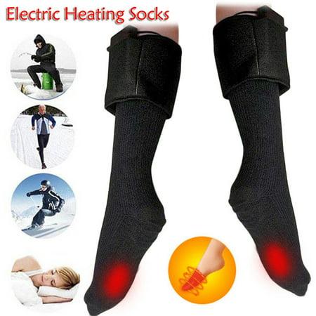 Muxika Heated Socks Warm Foot Warmers Electric Warming For Sox Hunting Ice Fishing Boot