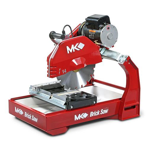 MK Diamond 161195 Electric Series 1.5 HP 14 in. Wet/Dry Cutting Masonry Saw
