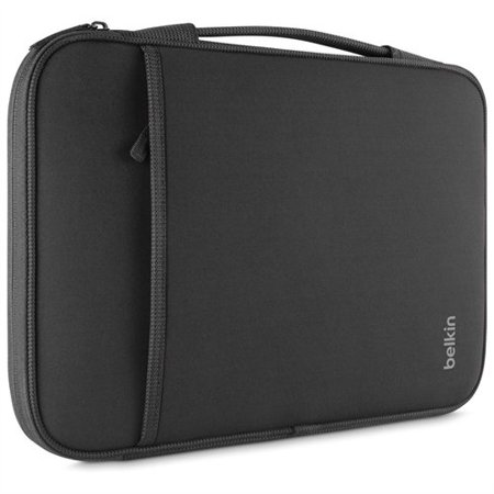 Belkin B2B064-C00 13in Laptop Chromebook Sleeves Blk