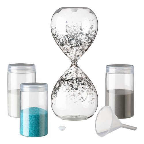 Lillian Rose 6 Piece Unity Sand Hour Glass Set